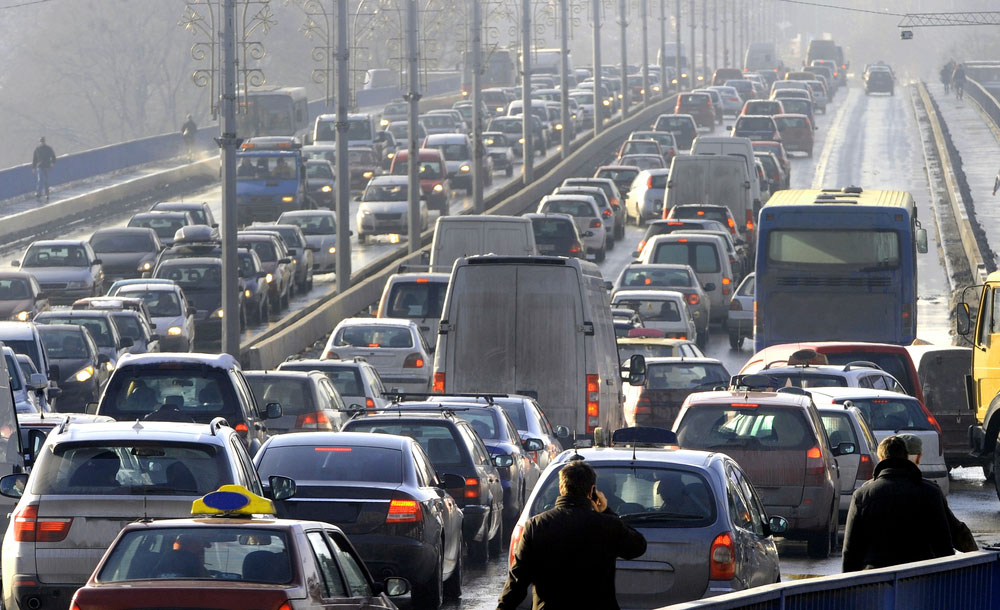Can living near traffic increase your heart disease risk?