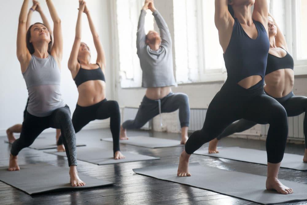 Low bone density and Yoga