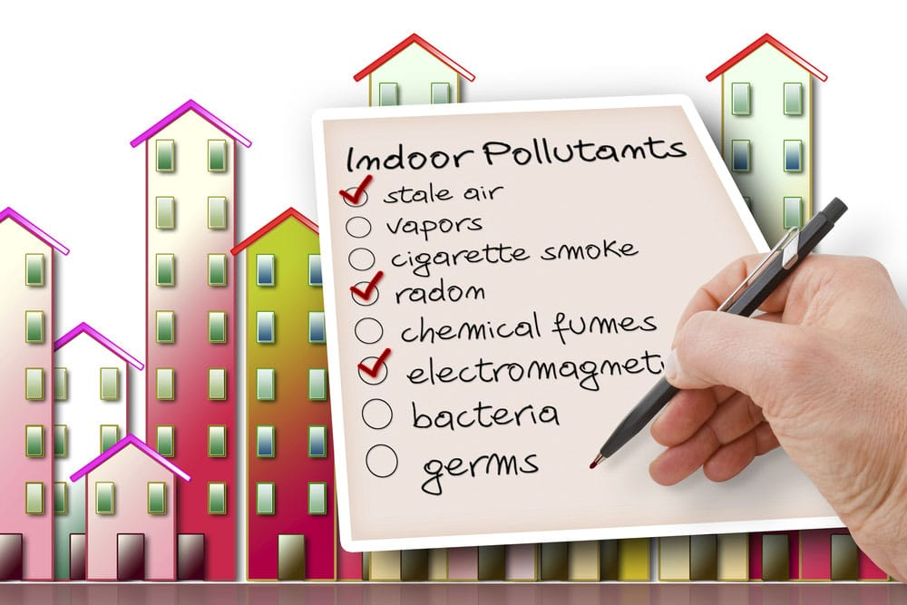 Air quality in your home