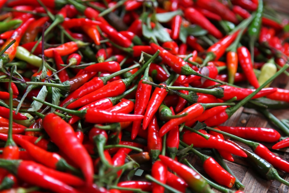 Can Hot Chili Peppers boost your metabolism