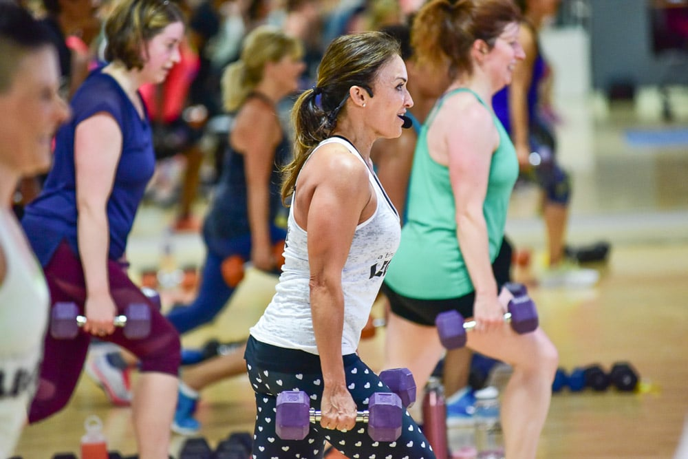 Weight training for weightloss