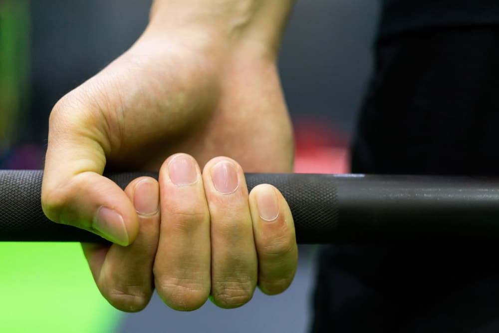 Get a better grip on your barbell