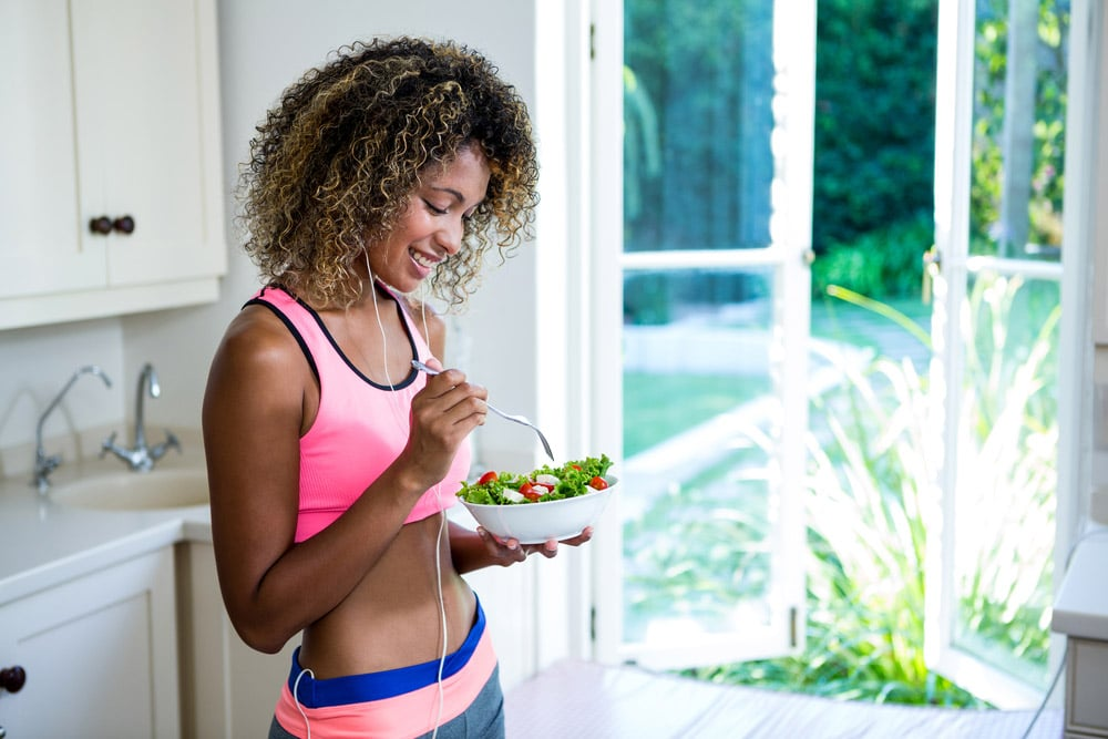 What to eat on a rest day