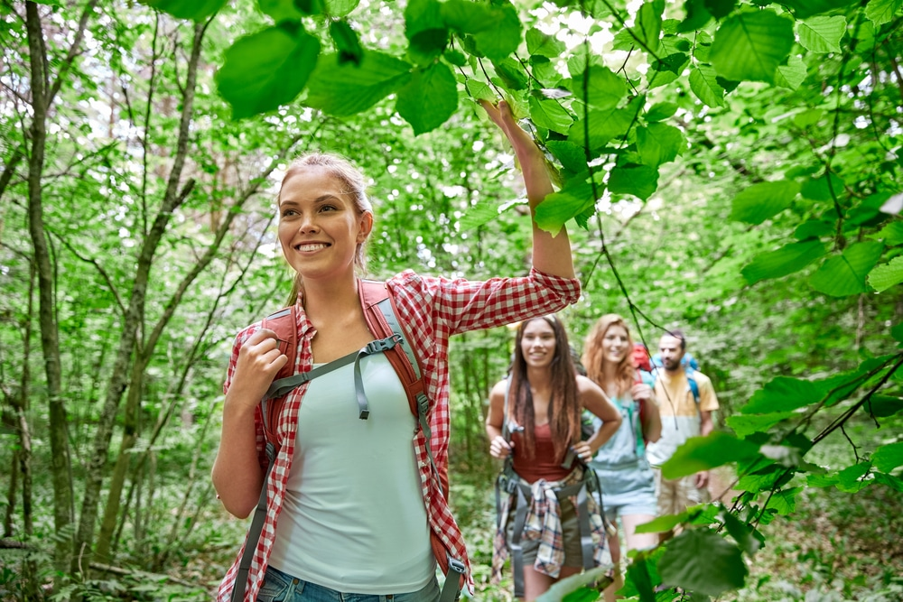 Spending time in nature can improve your health