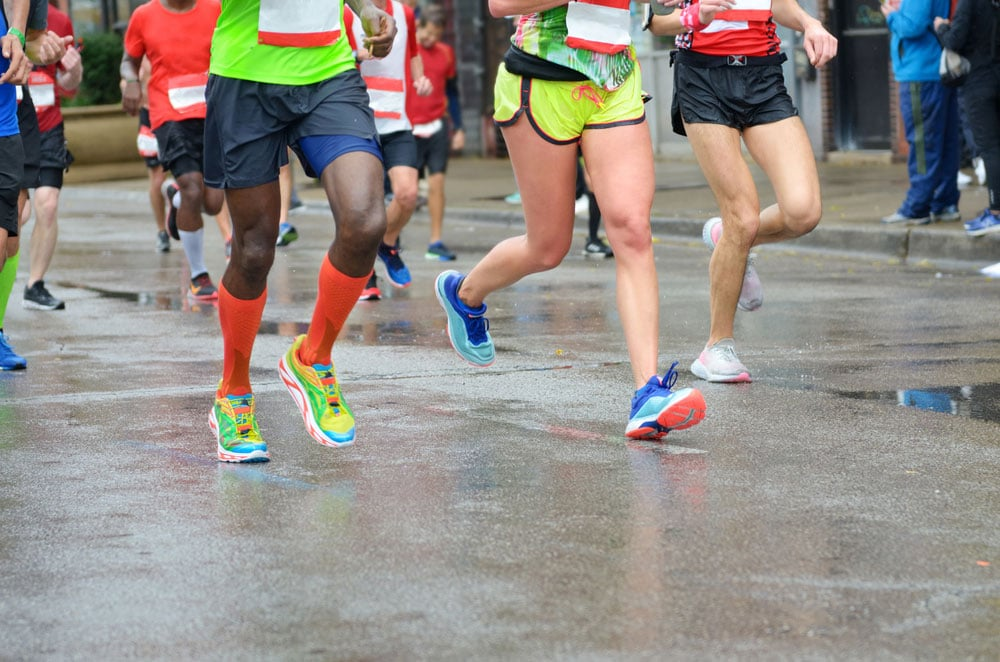 Why runners need strength training too.