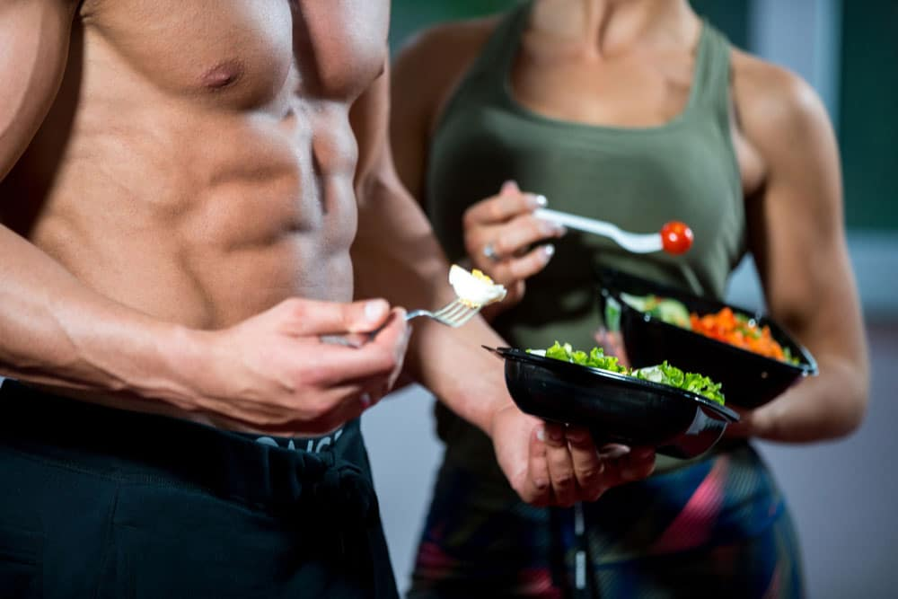 Anabolic properties of vegetables
