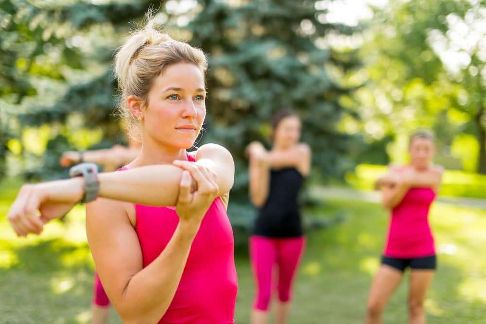 Can exercise lower the risk of cancer
