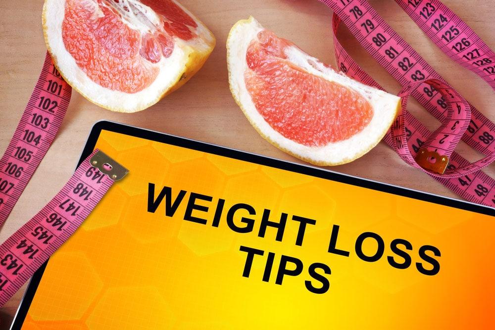 Bad weight loss tips