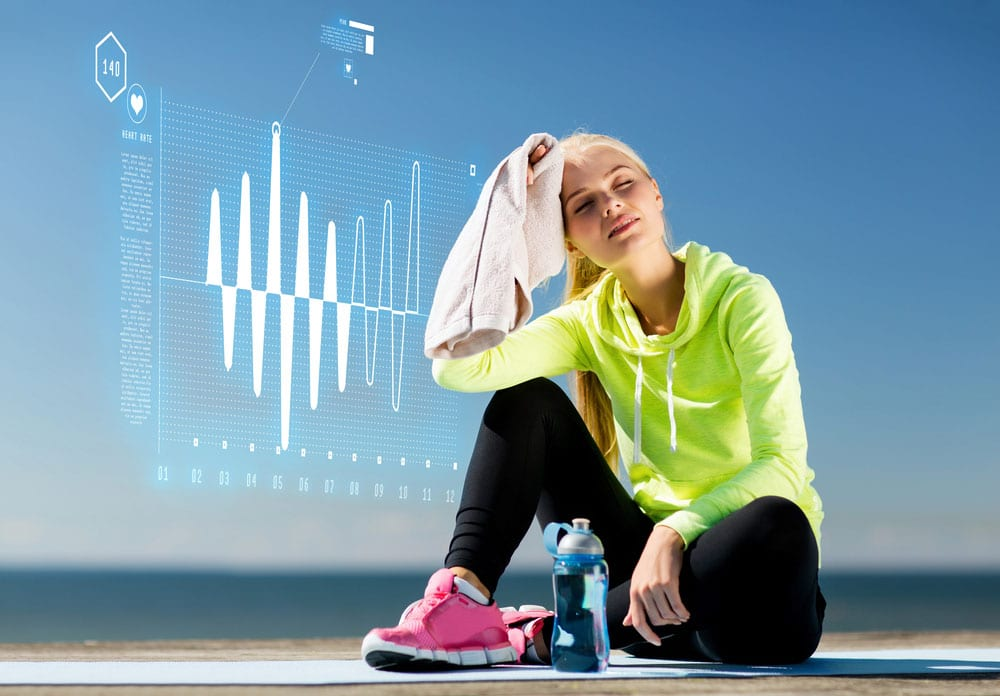 Exercise & heart rate recovery
