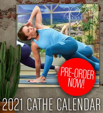 2021 Cathe Calendar