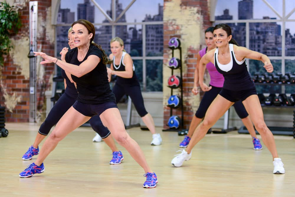 High intensity exercise and immune health