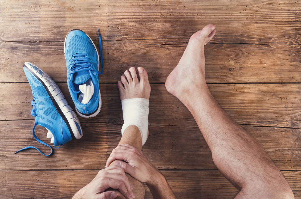 Exercise related injuries