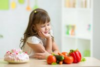 Childhood diet and your gut microbiome