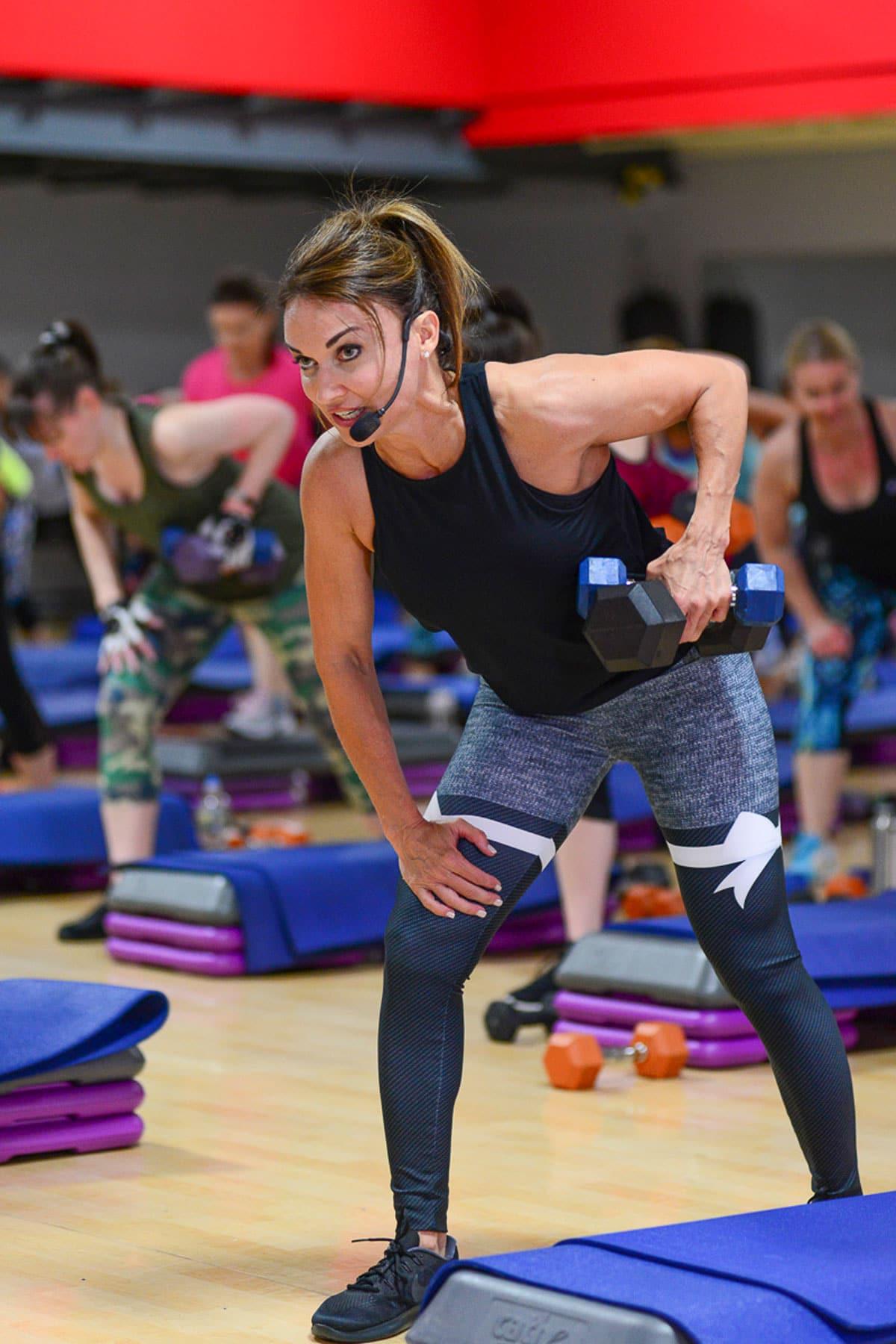 Strength Training & Lower Blood Pressure