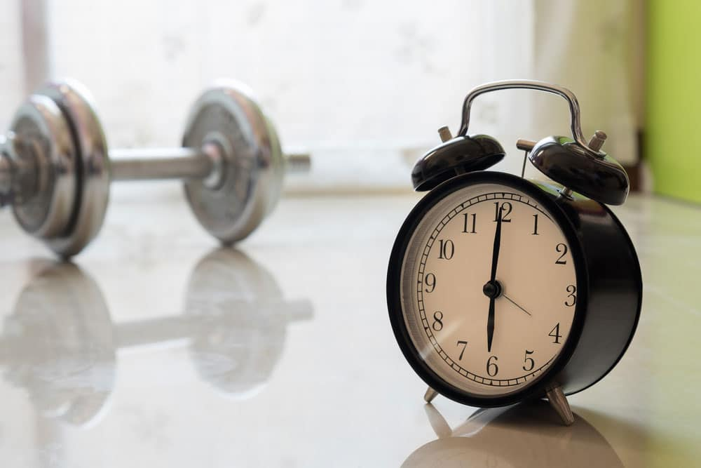 Best Time To Strength Train