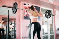 Exercise order for squats and deadlifts