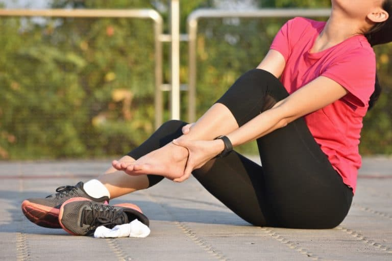 How Soon Can You Weight Train after an Ankle Sprain?