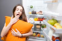 Foods that help you fall asleep faster