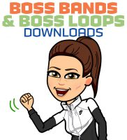 Cathe Boss Bands and Loops Downloads