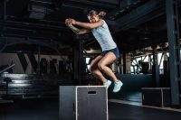 Risk of injury doing box jumps
