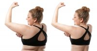 Weight loss and strength training and aerobics