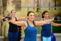 Cathe Friedrich strength training